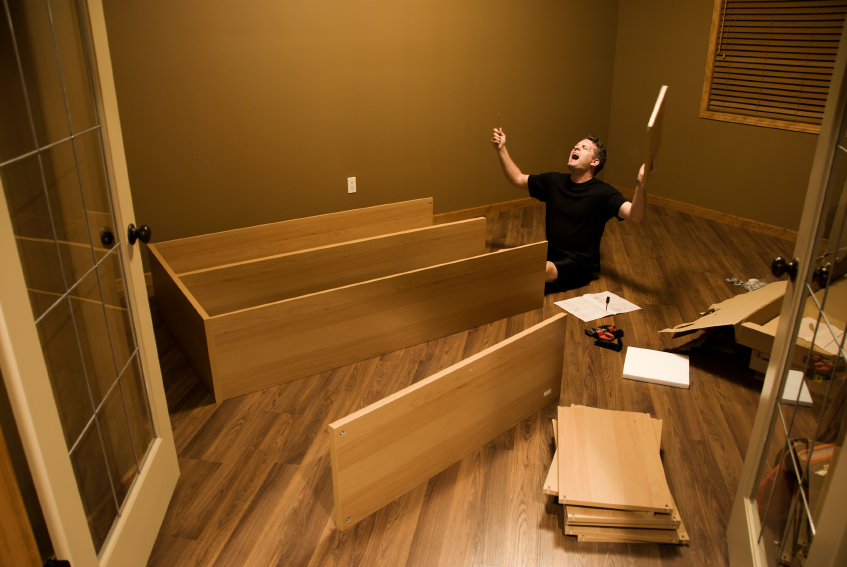 FURNITURE ASSEMBLY & INSTALLATION IN KANATA, ONTARIO